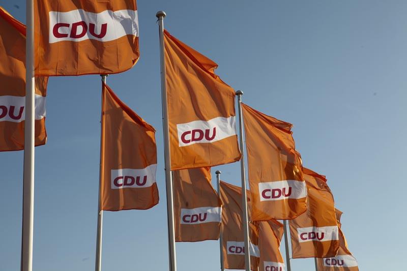 CDU Fahne