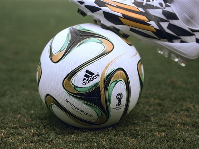 WM 2014 Ball
