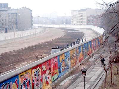 Bethaniendamm in Berlin-Kreuzberg 1986