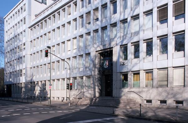 Finanzministerium NRW