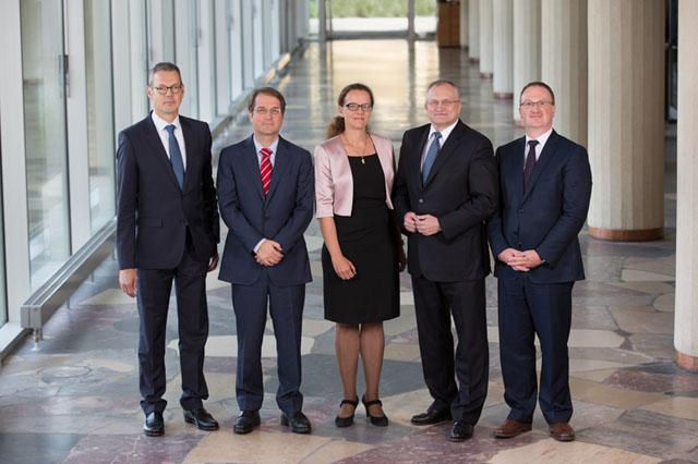 Die Wirtschaftsweisen - Ratsmitglieder 2014