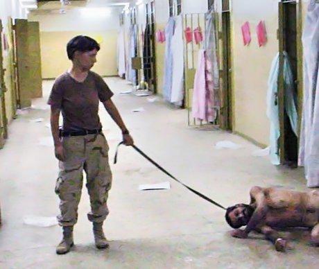 Abu Ghraib das Folterzentrum im Irak