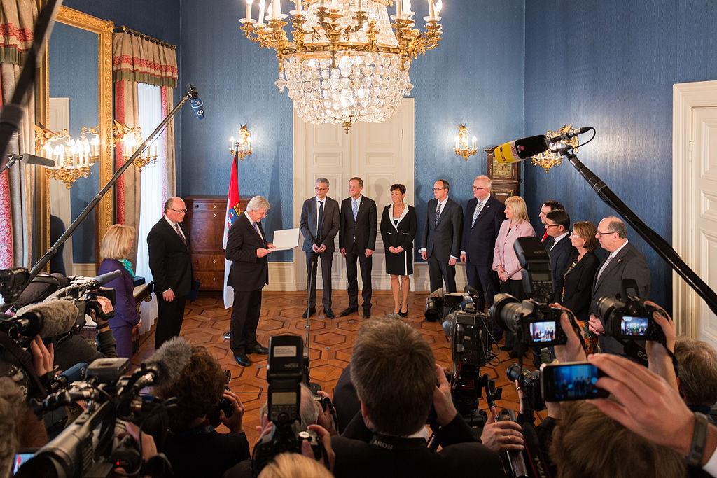 Kabinett Bouffier