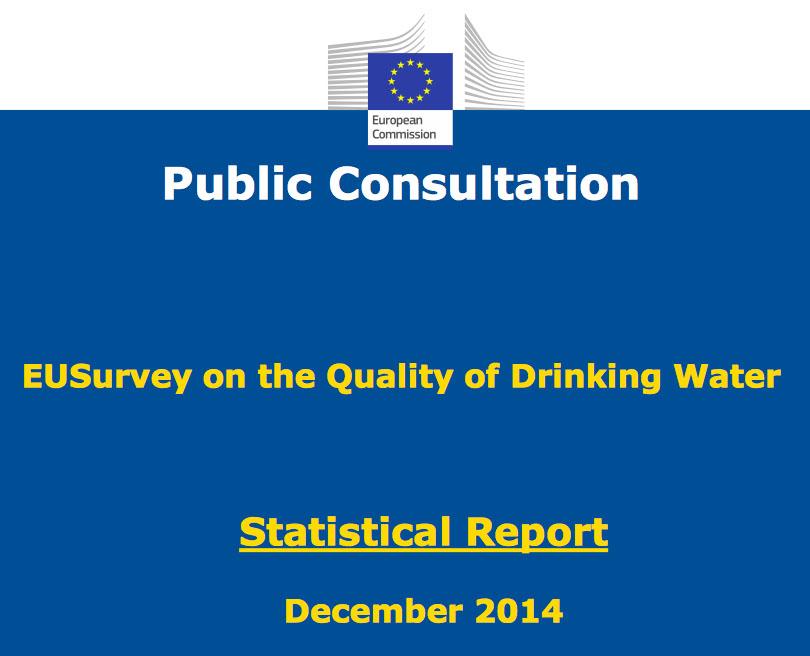 EU-Befragung - Statistik-Bericht (2014)