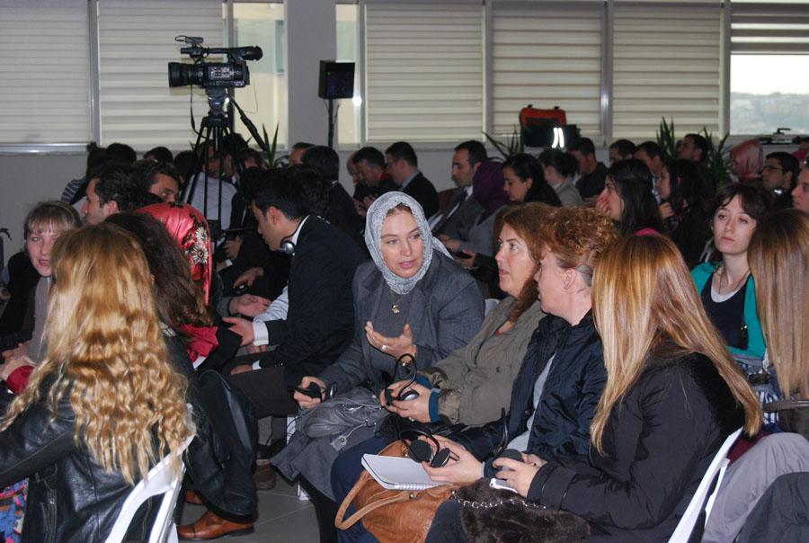 Sozialforum in Istanbul