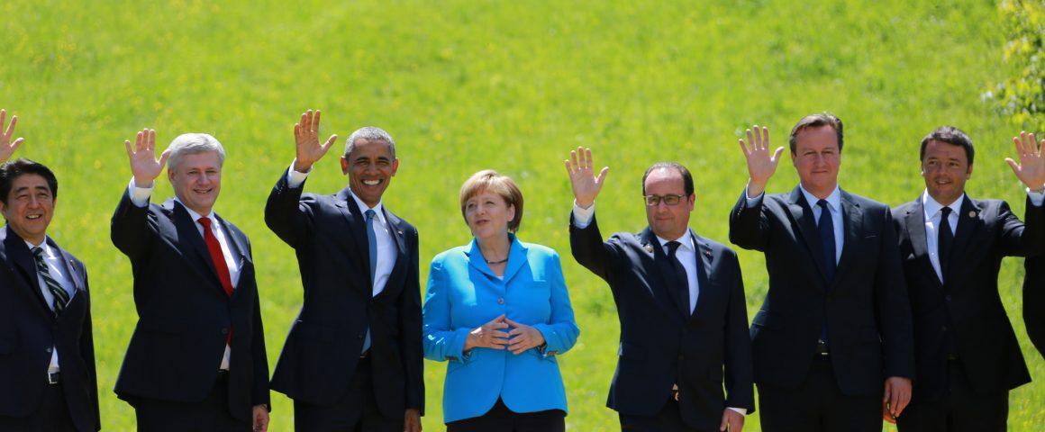 G7-Gipfel in Elmau 2015