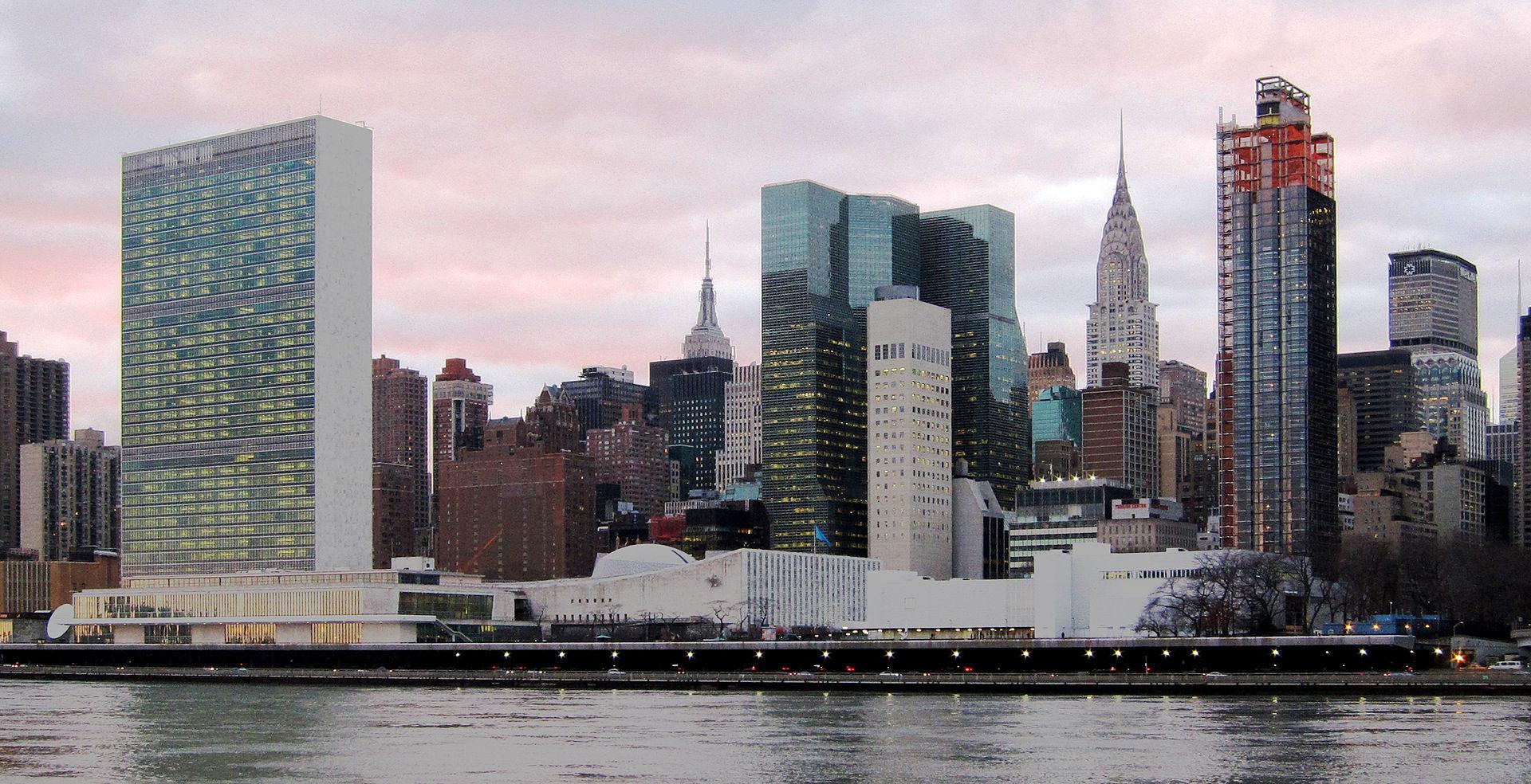 UNO Hauptquartier New York