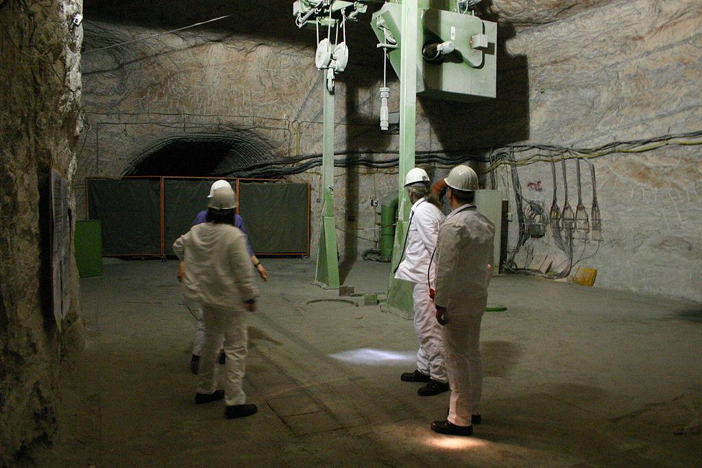 Atommülldeponie Asse