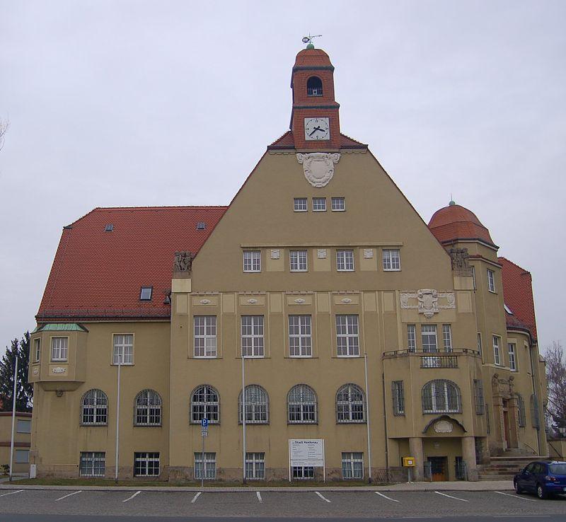 Rathaus Heidenau