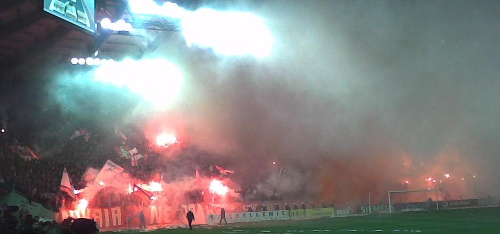 Olympiakos vs. Panathinaikos