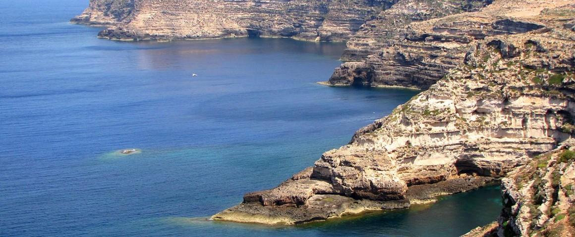 Lampedusa Nordküste