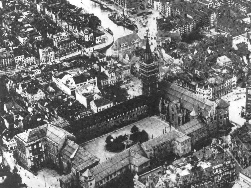 Königsberg (Luftaufnahme)