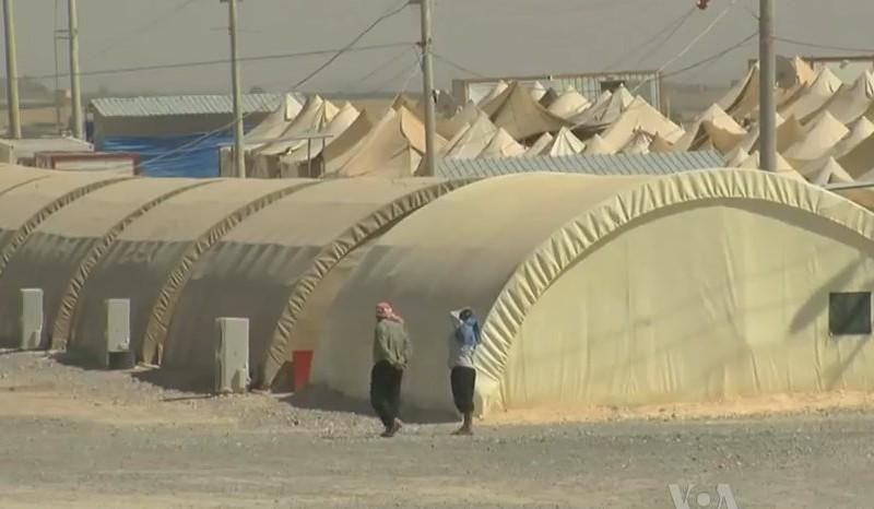 Flüchtlingslager in der Türkei