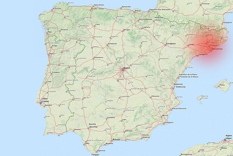 katalanien