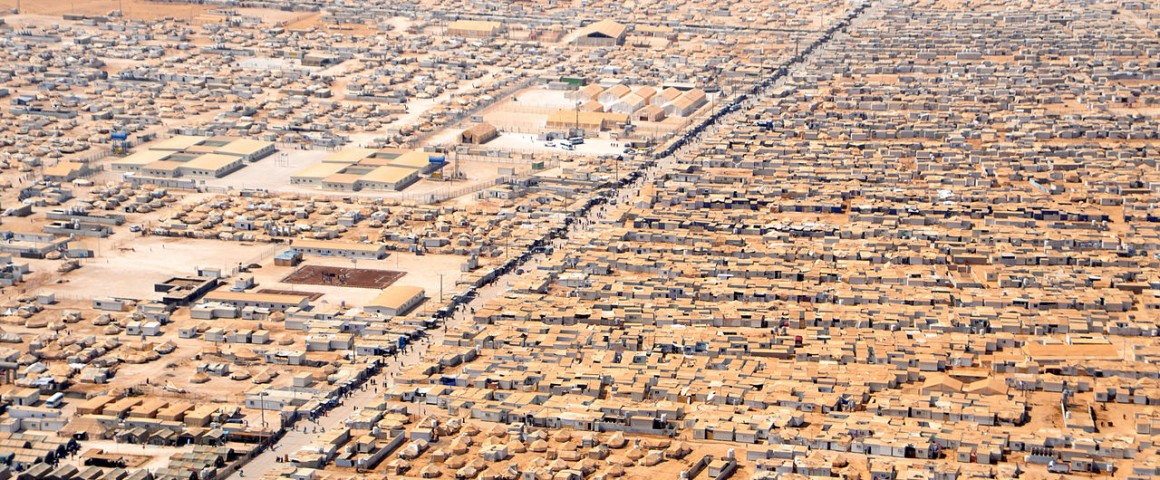 Flüchtlingslager Jordanien