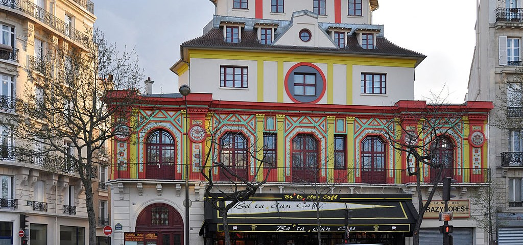 Bataclan Theater Paris