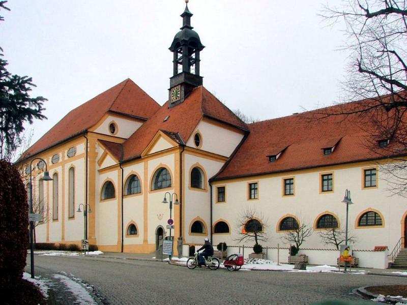 Kloster Heiligkreuz Kempten