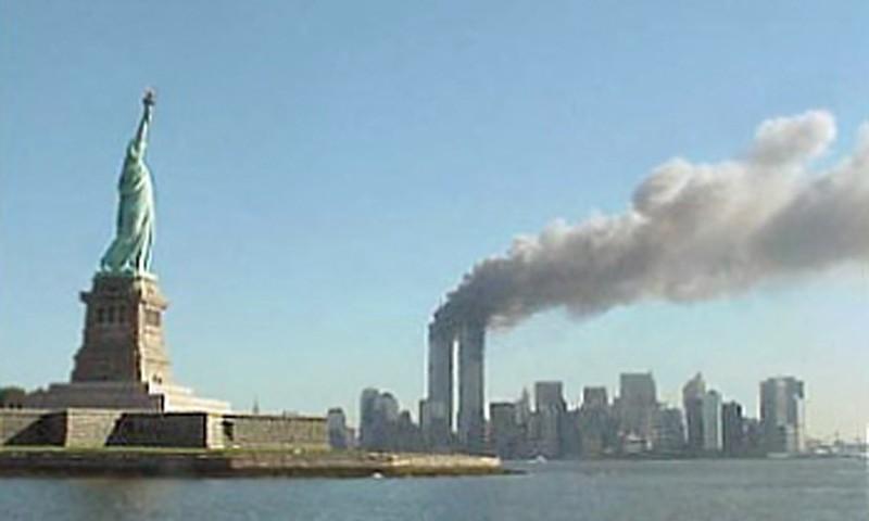 Liberty und WTC 11. September 2001