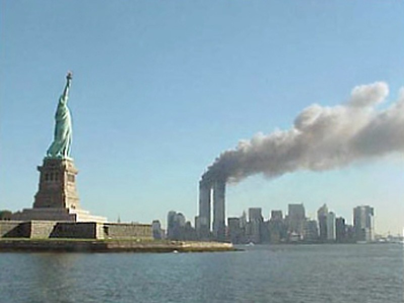 Liberty und WTC 11. September 2001