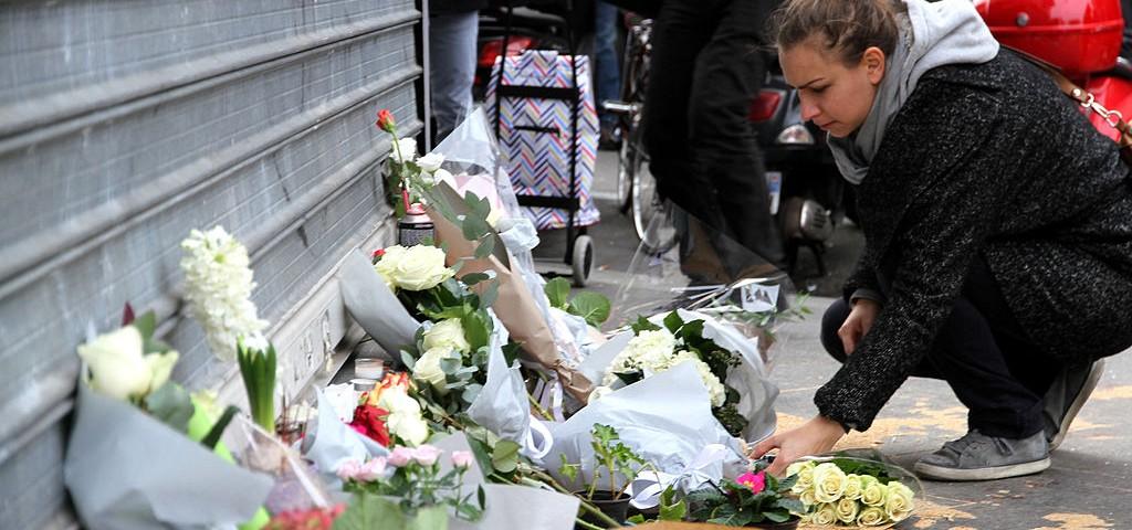 Paris nach dem Anschlag