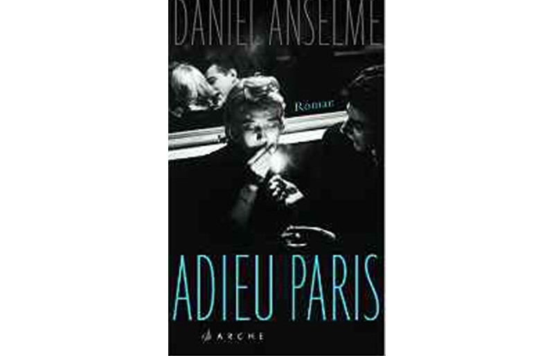 Buchcover Adieu Paris