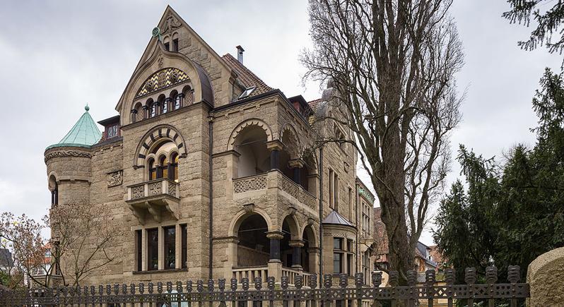 Villa Ebeling, Sitz der Maschmeyer Group