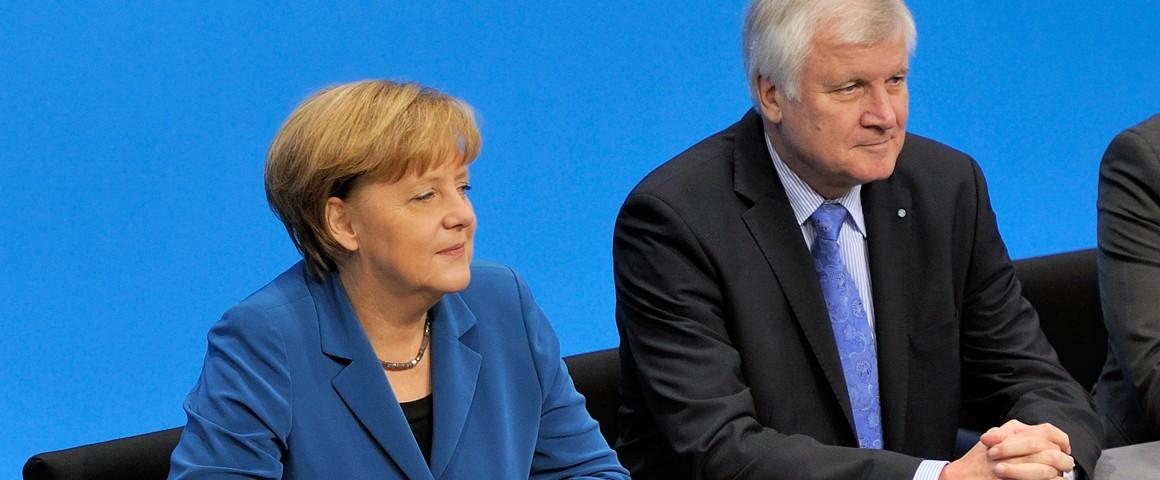 Unterzeichnung des Koalitionsvertrages der 18. Wahlperiode des Bundestages