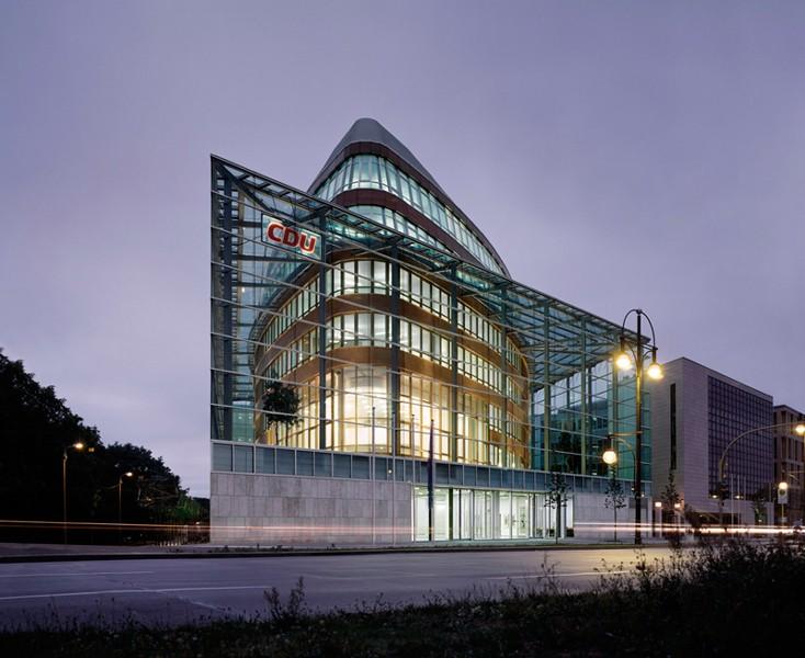 CDU_Bundesgeschaeftsstelle Berlin