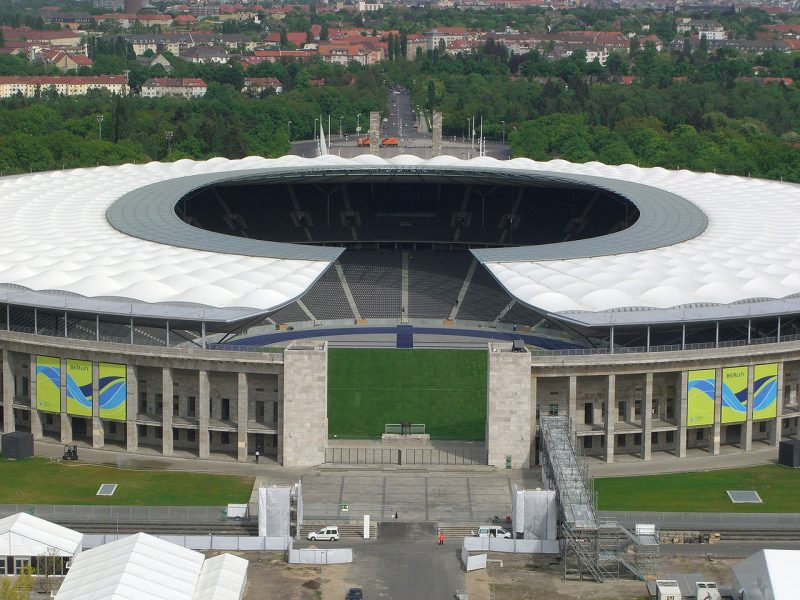 Olympia-Stadion Berlin