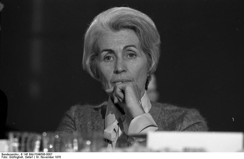 Hildegard Hamm-Brücher