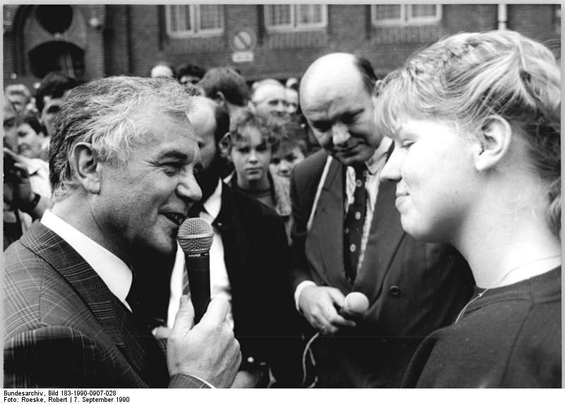 Manfred Stolpe 1990