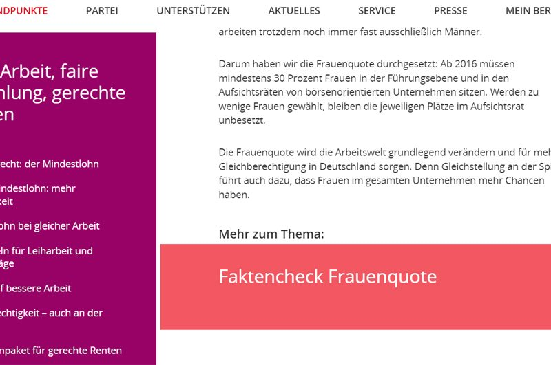 SPD Programmkonferenz