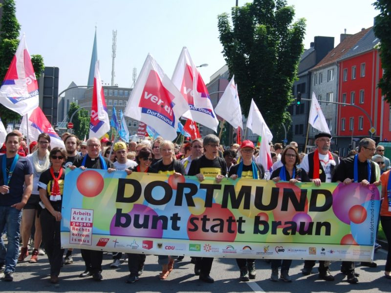 Dortmund gegen Rechts