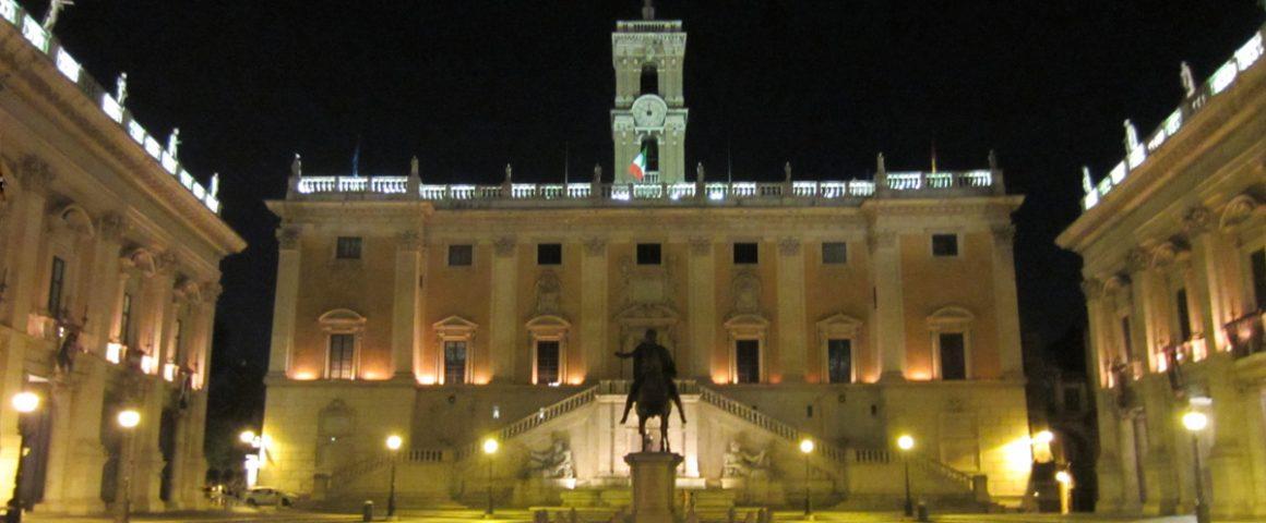 Senatorenpalast Rom