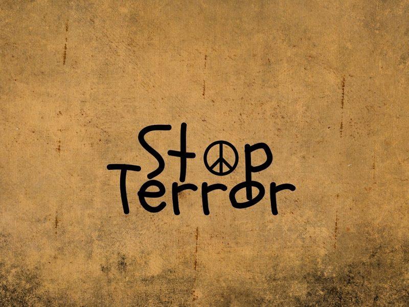 Gaffiti: Stop den Terror