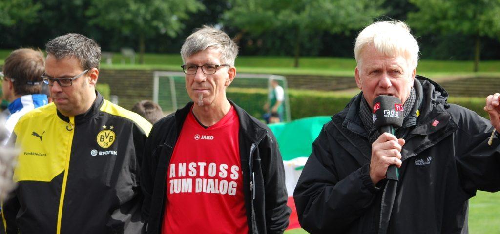 OB Sierau, Pfarrer Friedrich Stiller und