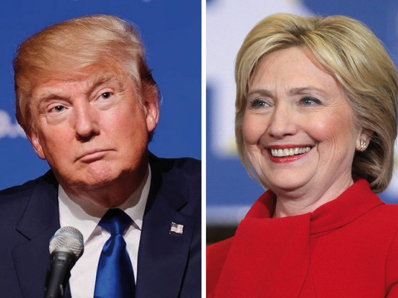 Hillary Clinton & Donald Trump