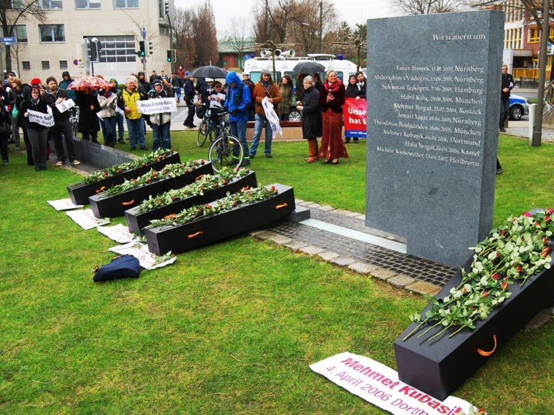 Gedenkstein NSU-Opfer
