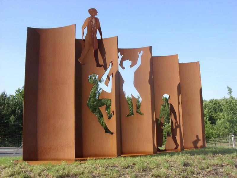 Mauerdenkmal