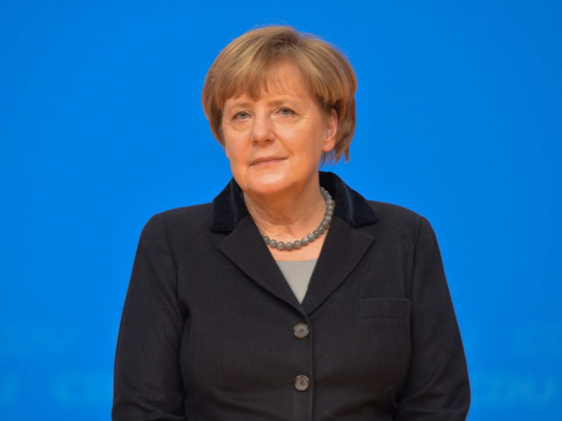 Angela Merkel, Bildrechte: Olaf Kosinsky/Skillshare.eu