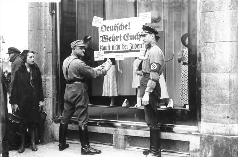 Judenverfolgung Berlin 1933