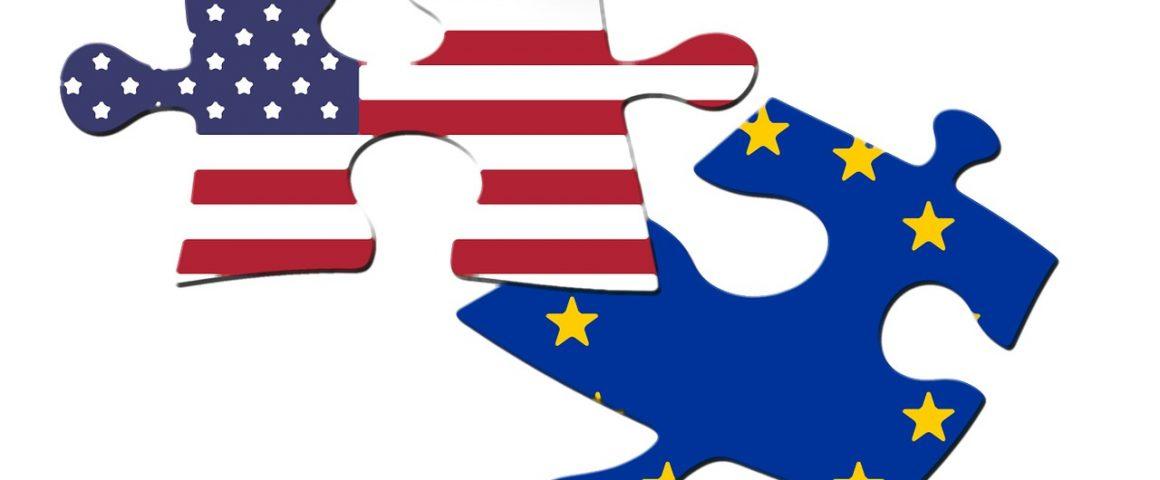 Puzzle USA-EU