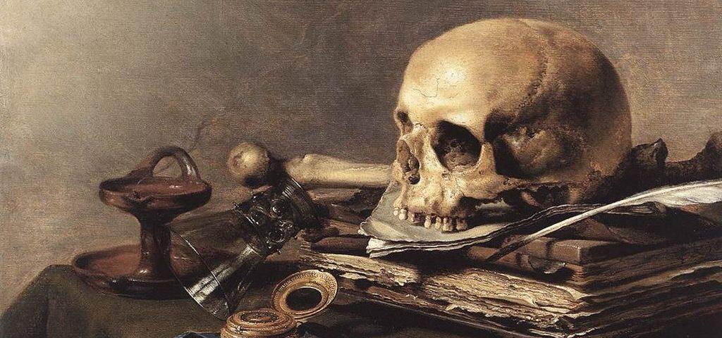 Stillleben von Pieter Claesz