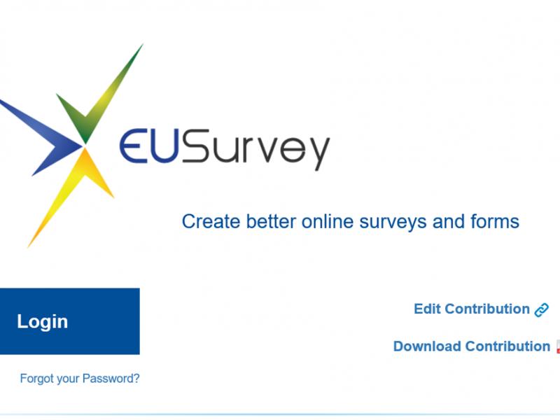 EUSurvey