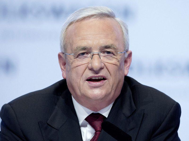Martin Winterkorn, Bildrechte: Volkswagen