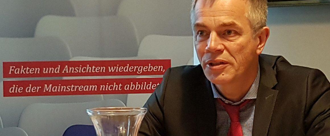 NRW-Umweltminister Joahannes Remmel