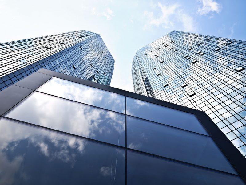 Deutsche Bank Tower Frankfurt