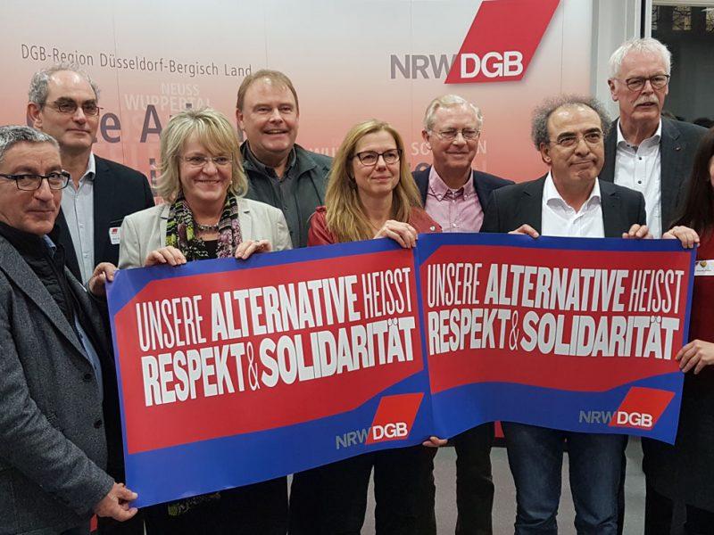 Aktion Respekt und Solidarität
