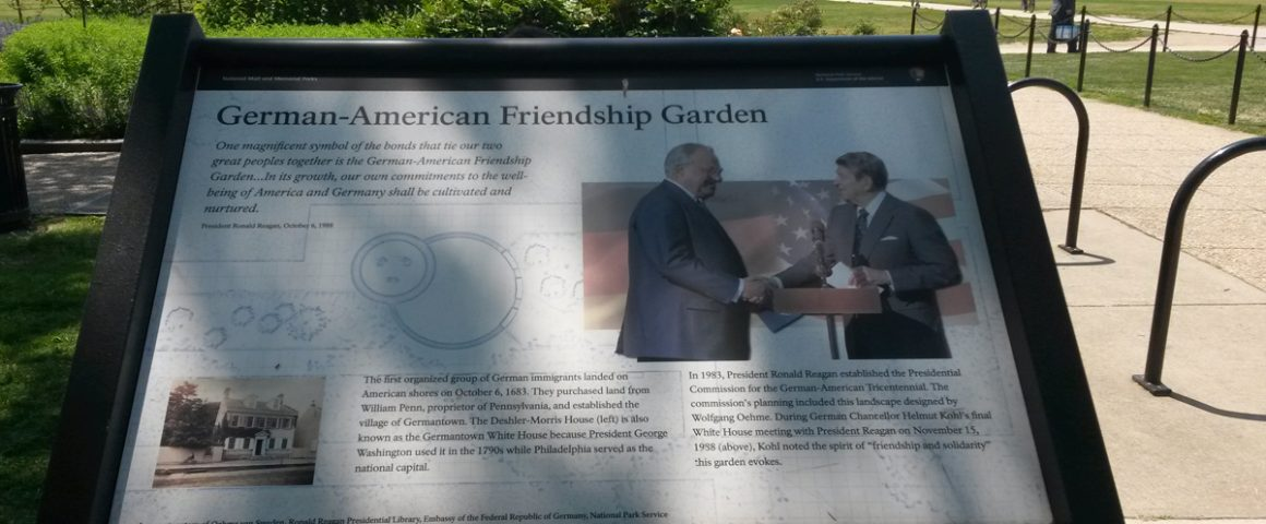 German-American-Friendship-Garden