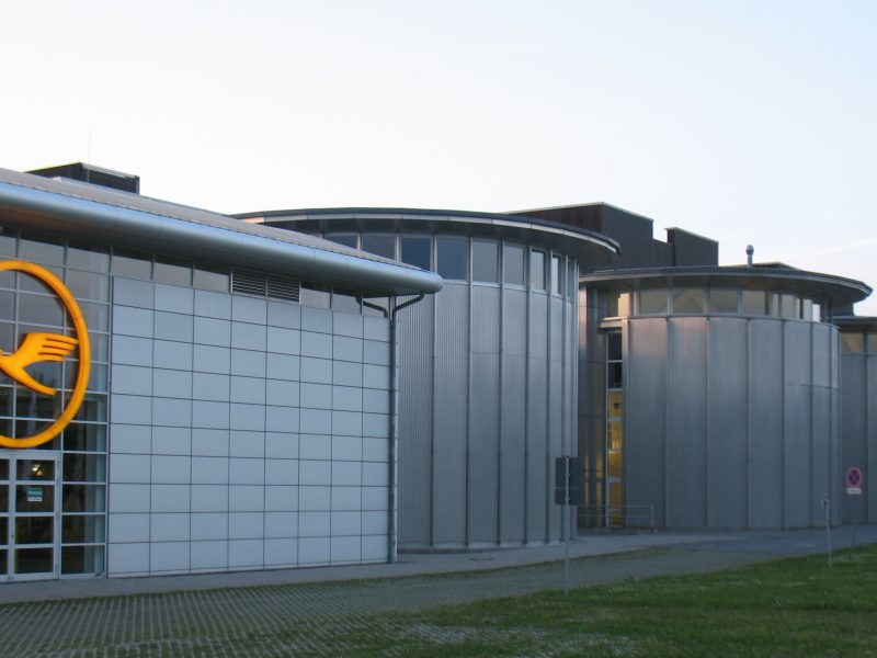 Lufthansa-Trainingszentrum